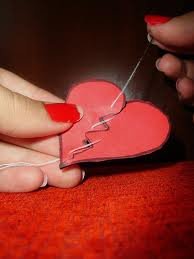 repair a broken heart